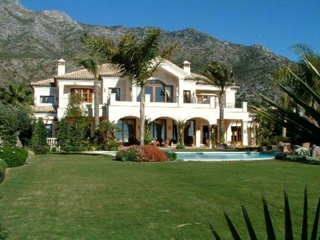 Le detroit estates property for sale in spain costa - Villa de luxe visite privee ...
