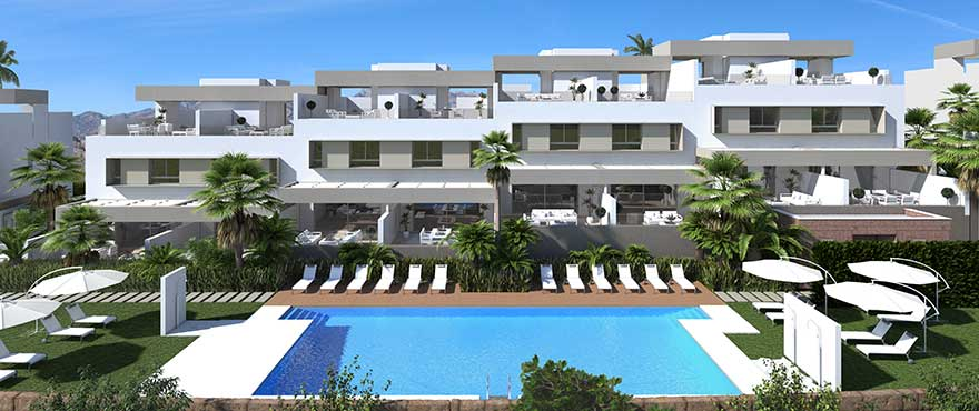 New Build Homes in La Cala Golf Resort
