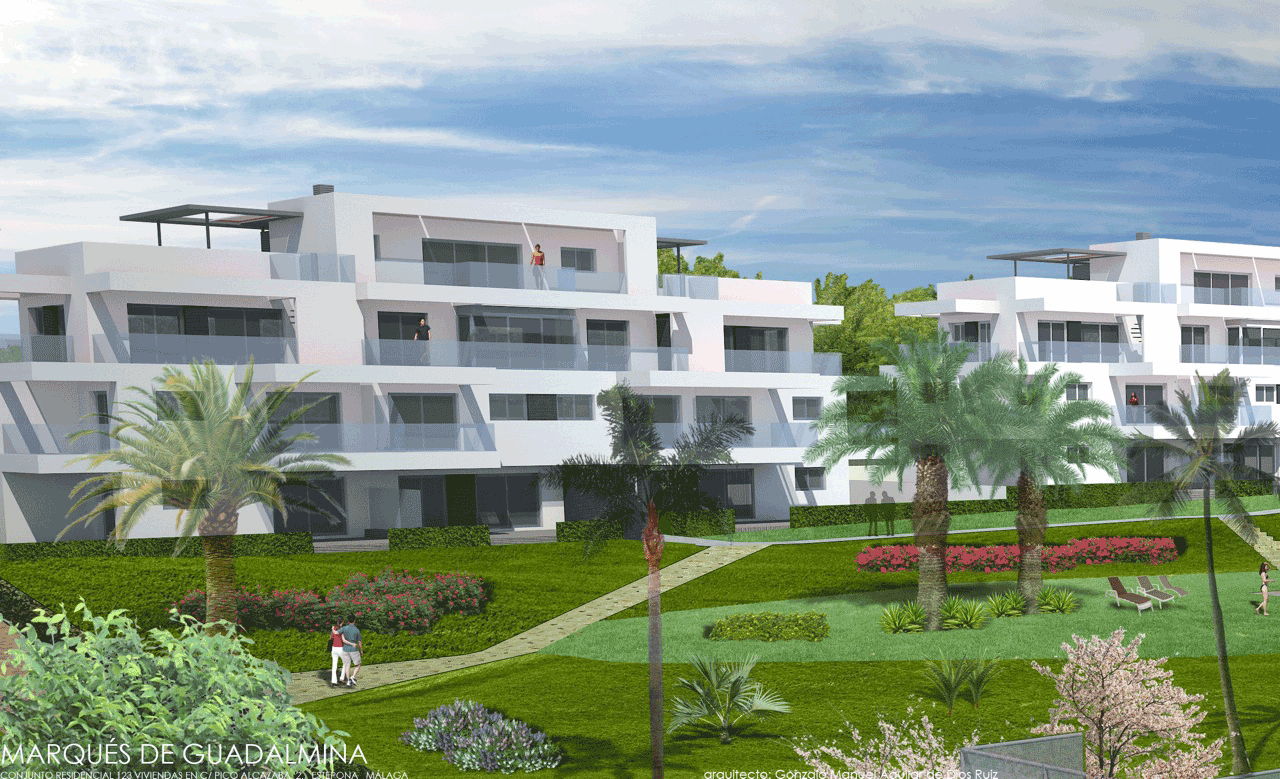 New Apartment in Marques de Guadalmina