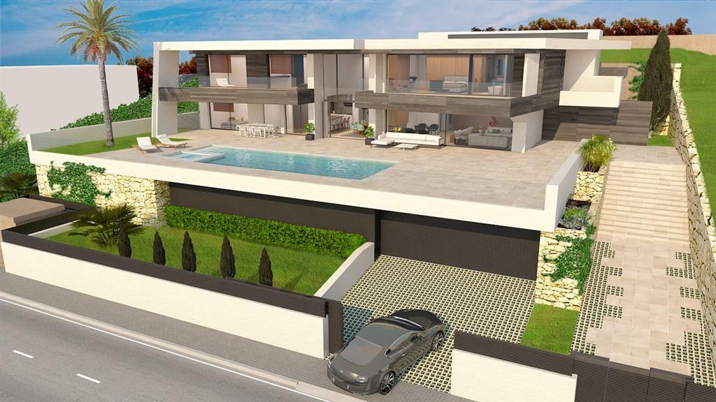 New Villa in Nueva Andalucia