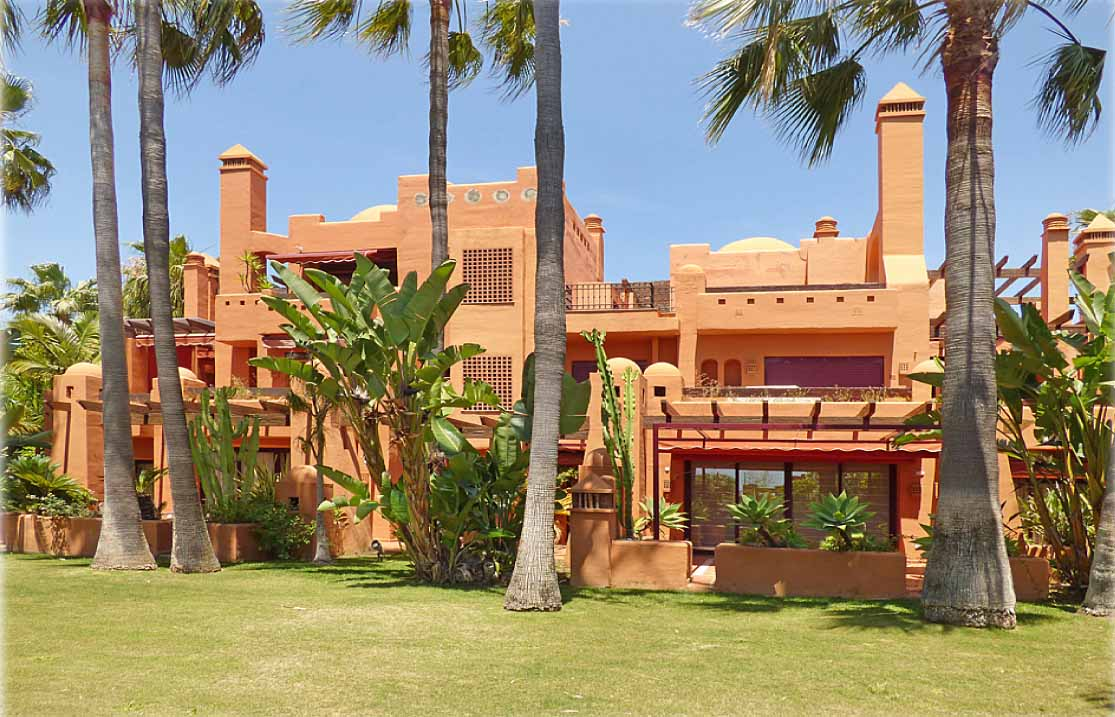 Excellent penthouse in La Alzambra