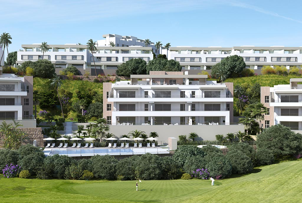 New Apartments in La Cala Golf