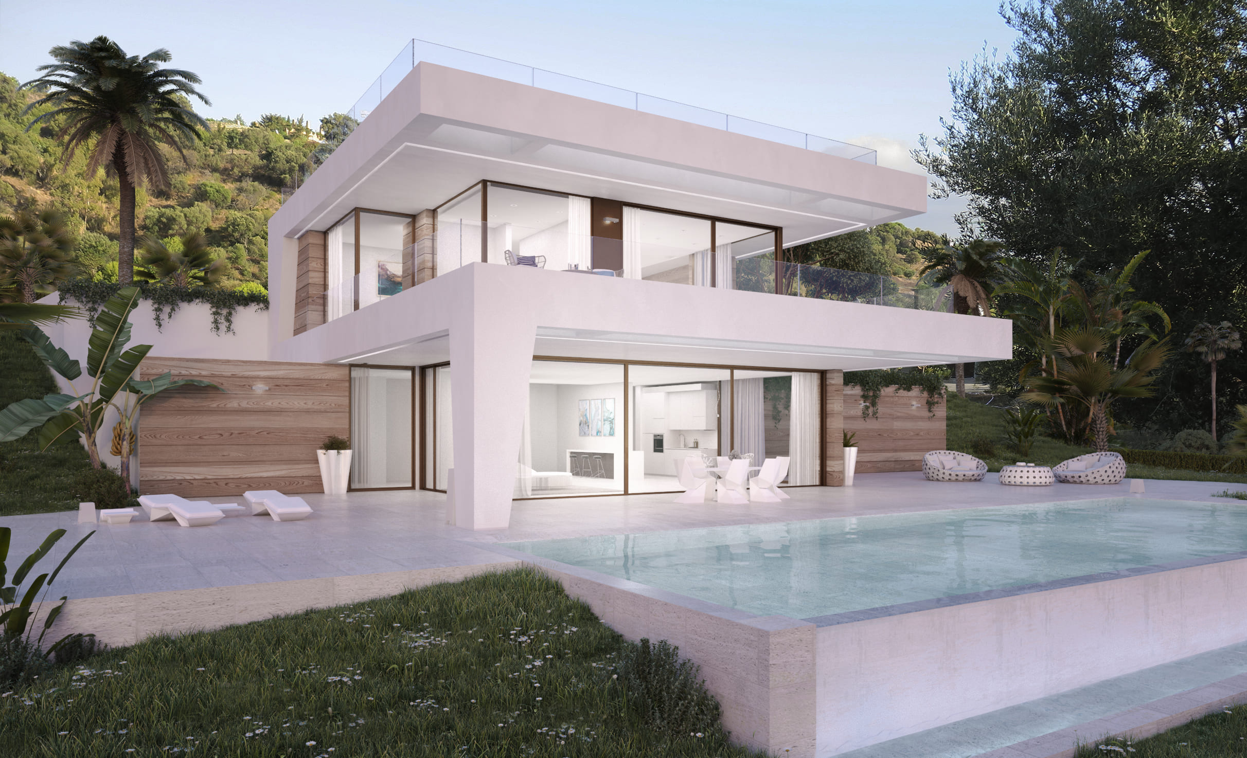 New Villa in Estepona