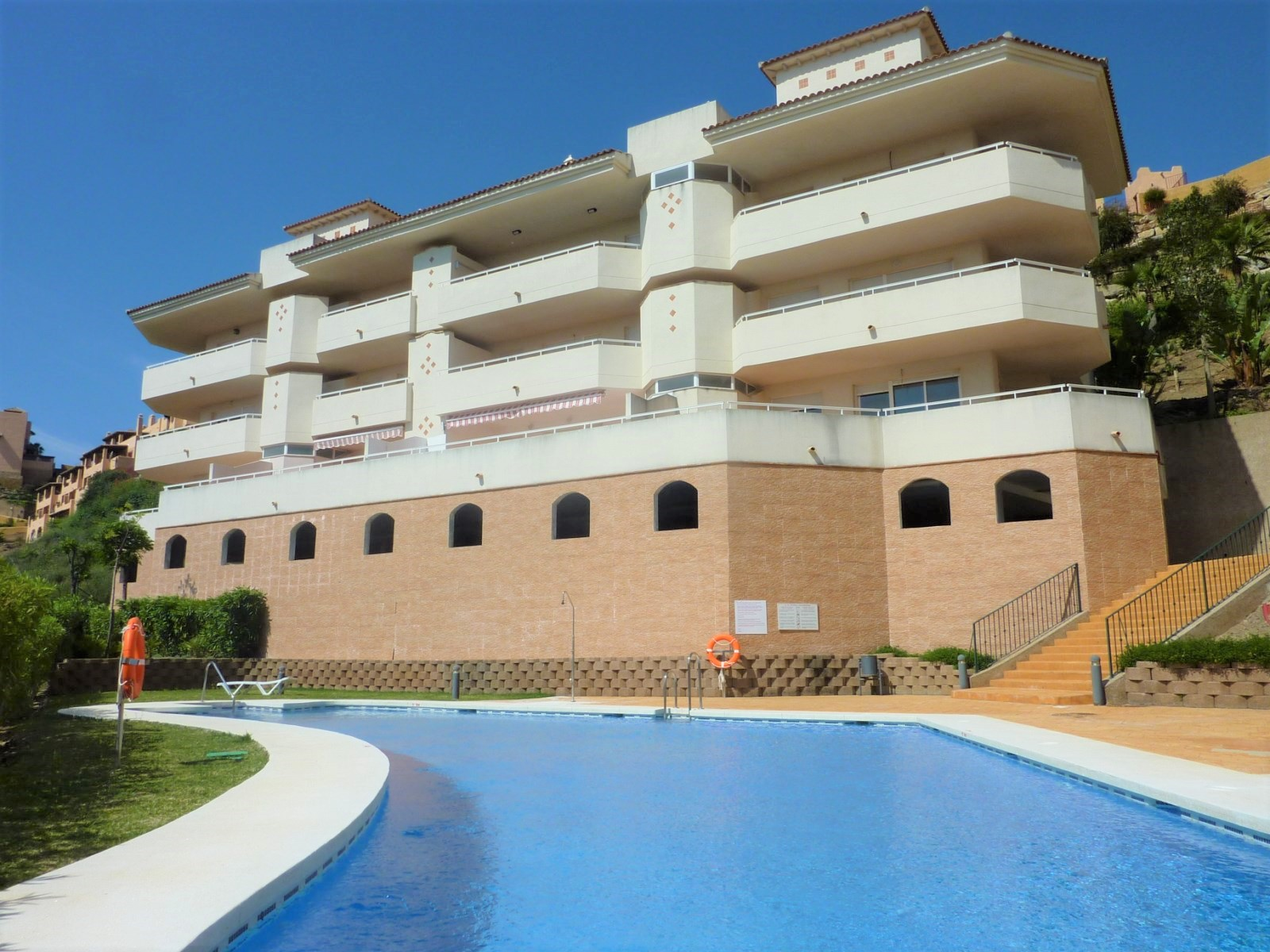 Lovely apartment in Calahonda