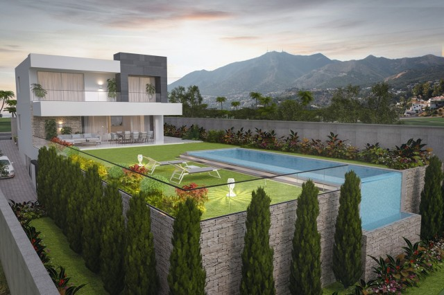 New Villas in La Cala
