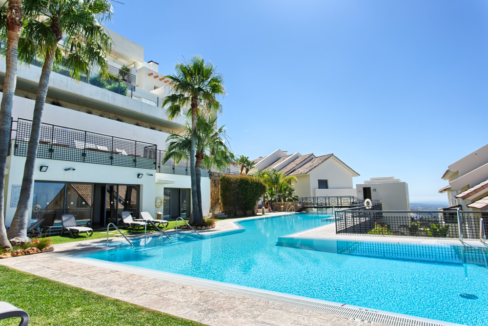 Penthouse in Los Monteros Altos, Marbella