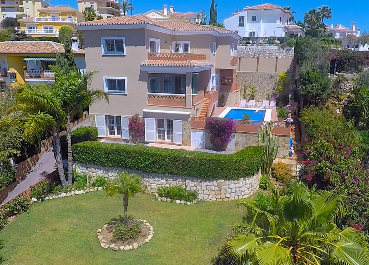 Beautiful Villa in La Cala de Mijas