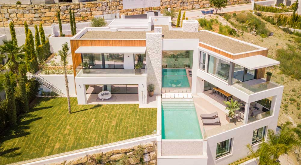 Spectacular villa in Benahavis